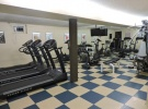 Springdale Apartments Fitness Area